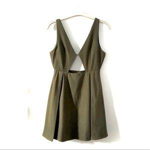 NBD Olive Dress